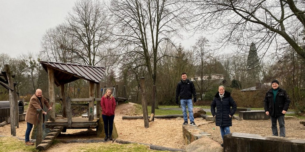 Freie Demokraten im Licher Bürgerpark